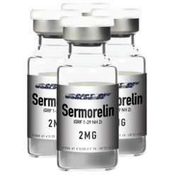4 x Sermorelin 2MG